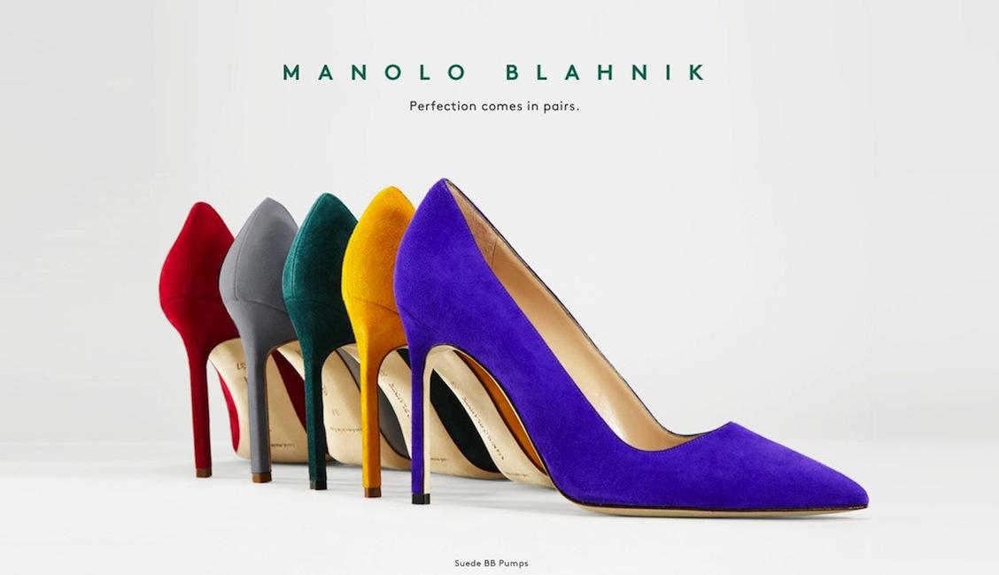 manolo blahnik shoes sale