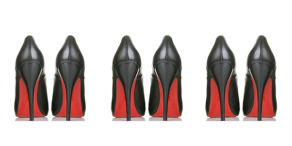 shoe-miracle -Christian-Louboutin-sample-sale-Red-Soled-Shoes