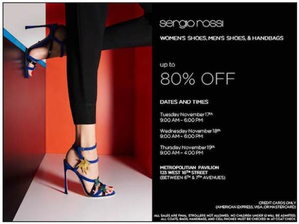 shoe-miracle-sergio-rossi-sample-sale-november-2015